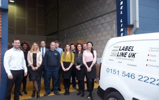 Label Line Ltd Take Advantage of Specialist Support from Knowsley Growth Hub