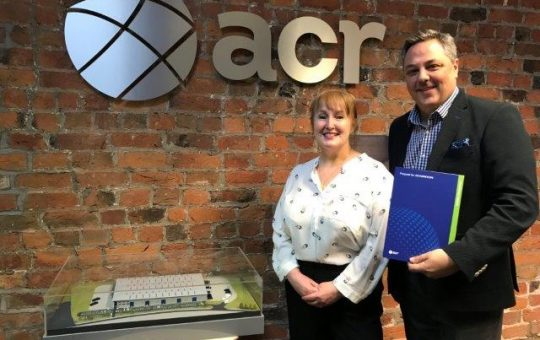 ACR Plan for Success Thanks to Free Specialist Tender Consultancy