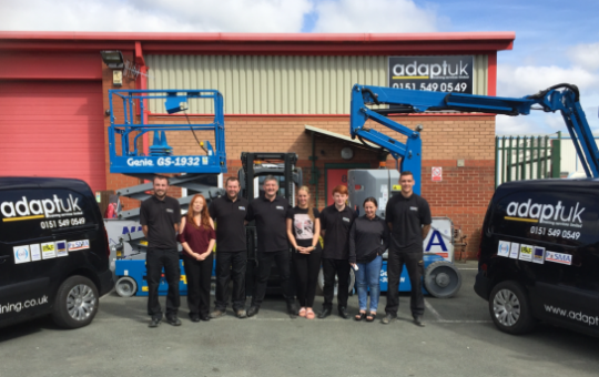 Training Provider Realises Growth Potential thanks to the Knowsley Growth Hub