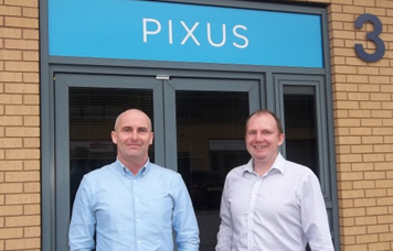 Pixus Realises Expansion Plans with Help from Knowsley Growth Hub