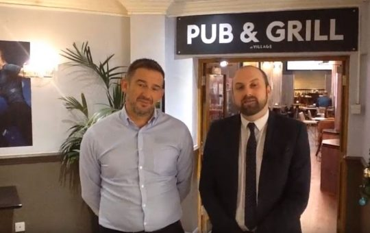Village Hotel Liverpool – A new Manager and £250k investment – Knowsley Chamber had to go and take a look…